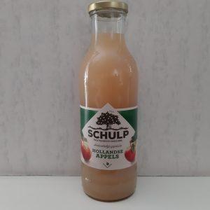 Schulp sap Hollandse Appels