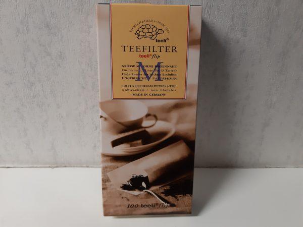 Theezakje voor losse thee