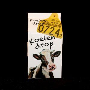 Drentse koeiendrop in pak