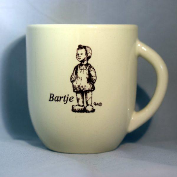 Koffiekopje Bartje