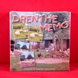 Memory spel Drenthe