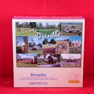 Puzzel Drenthe