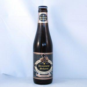 Drentse Schans Turfsteker bier